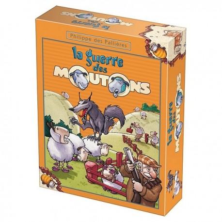 JEU LA GUERRE DES MOUTONS-jouets-sajou-56