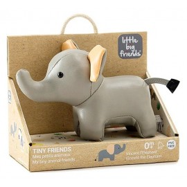 ELEPHANT SOUPLE MES PETITS ANIMAUX