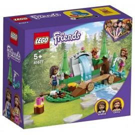 41677 LA CASCADE DANS LA FORET LEGO FRIENDS-LiloJouets-Morbihan-Bretagne