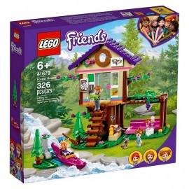 41679 LA MAISON DANS LA FORET LEGO FRIENDS-LiloJouets-Morbihan-Bretagne