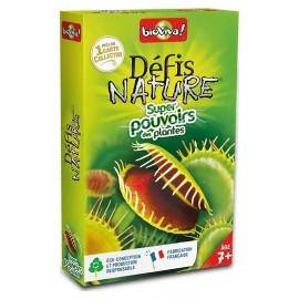 SUPER POUVOIRS DES PLANTES DEFIS NATURE CARTES