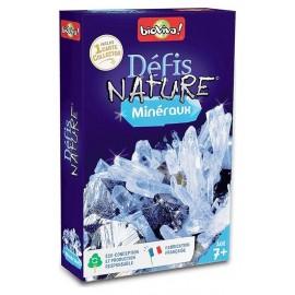 MINERAUX DEFIS NATURE CARTES