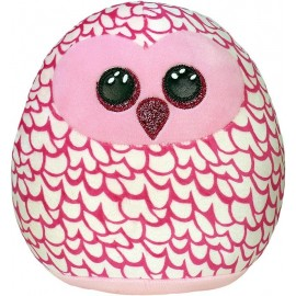 COUSSIN 21CM PINKY LE HIBOU SQUISH A BOOS SMALL