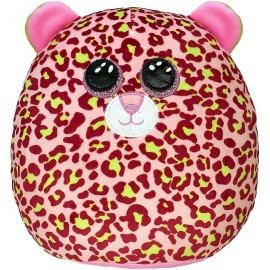 COUSSIN 21CM LAINEY LEOPARD SQUISH A BOOS SMALL