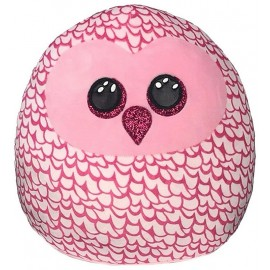 COUSSIN PINKY LE HIBOU SQUISH A BOOS MEDIUM 40CM