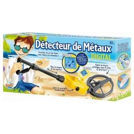 DETECTEUR DE METAUX DIGITAL-LiloJouets-Morbihan-Bretagne