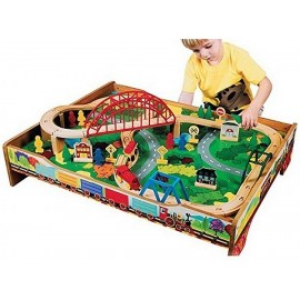 TABLE CIRCUIT TRAIN 60PC 77X64X17CM-jouets-sajou-56