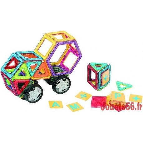 JEU MAGNETIQUE 40 PIECES-jouets-sajou-56