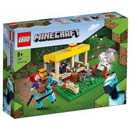 21171 L'ECURIE LEGO MINECRAFT-LiloJouets-Morbihan-Bretagne