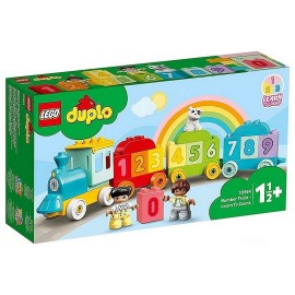 10954 LE TRAIN DES CHIFFRES A COMPTER LEGO DUPLO-LiloJouets-Morbihan-Bretagne