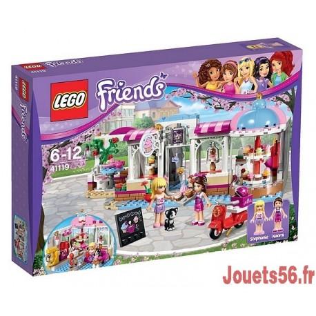 41119 CUPKAKE CAFE HEARTLAKE CITY FRIENDS-jouets-sajou-56