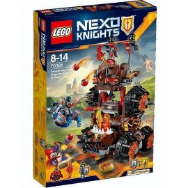 70321 MACHINE MAUDITE DU GENERAL MAGMAR NEXO KNIGHTS-jouets-sajou-56