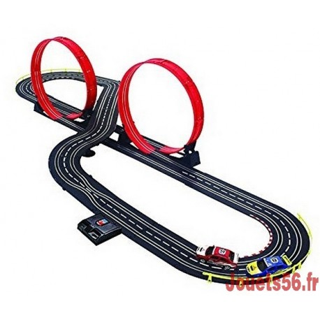 CIRCUIT ULTIMATE EXPRESS 2 LOOPINGS-jouets-sajou-56