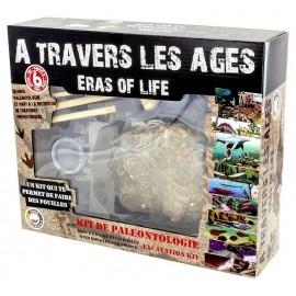 KIT PALEO A TRAVERS LES AGES-LiloJouets-Morbihan-Bretagne