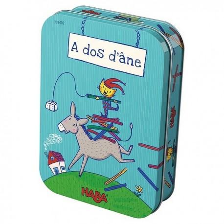 A DOS D'ANE BOITE METAL-jouets-sajou-56