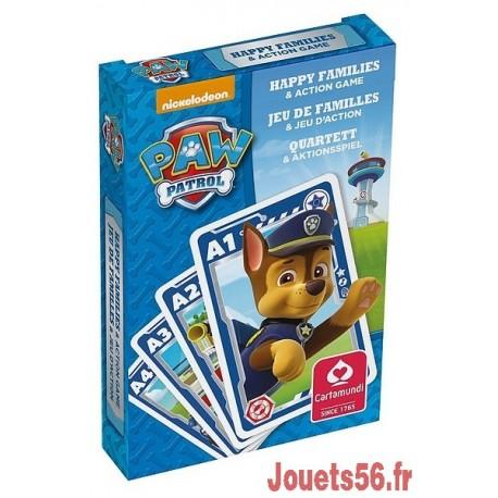 JEU DE FAMILLES PAT PATROUILLE-jouets-sajou-56