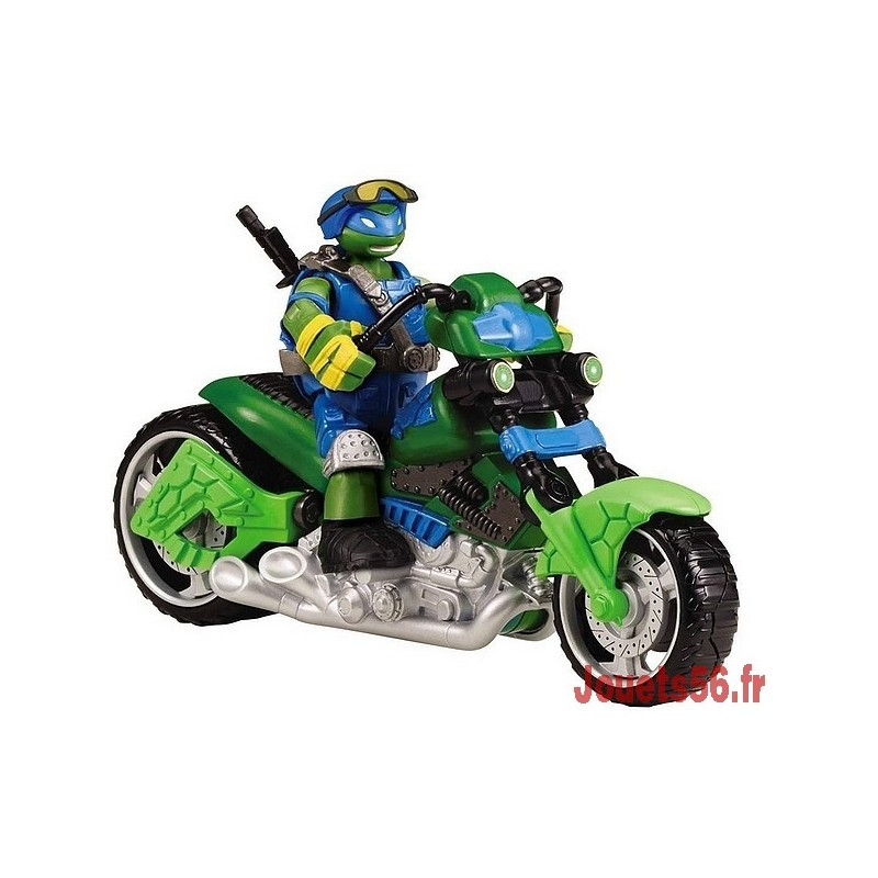 Tortue ninja mutation vehicule et fig 12cm - Vehicule tortue ninja ...
