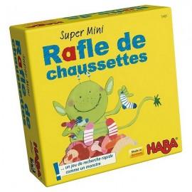JEU RAFLE DE CHAUSSETTES SUPER MINI