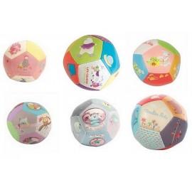 Ballons souples 10 cm Assortiment-jouets-sajou-56