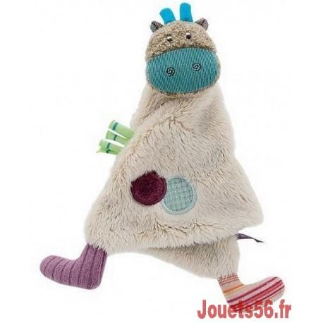 DOUDOU VACHE JOLIS PAS BEAUX-jouets-sajou-56