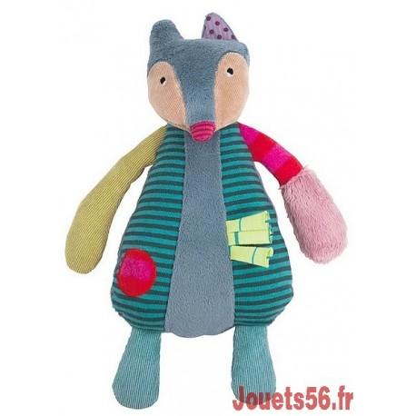 RENARD JOLIS PAS BEAUX-jouets-sajou-56