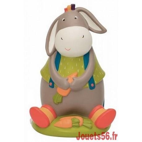 TIRELIRE ANE LES COUSINS DU MOULIN-jouets-sajou-56