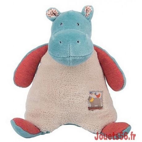 HOCHET HIPPOPOTAME LES PAPOUM-jouets-sajou-56