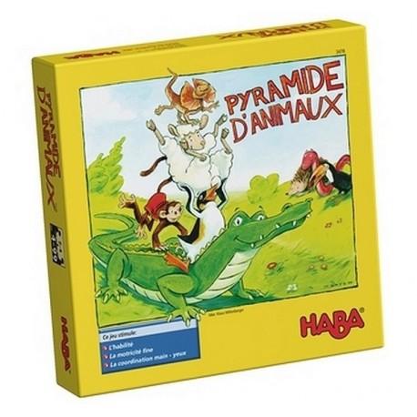 JEU PYRAMIDE D'ANIMAUX-jouets-sajou-56