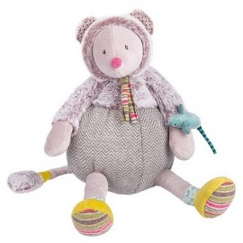 SOURIS GRISE LES PACHATS-jouets-sajou-56