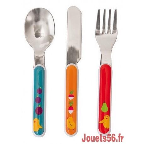 SET COUVERTS LES COUSINS DU MOULIN-jouets-sajou-56