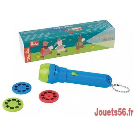 LAMPE A HISTOIRES COUSINS DU MOULIN-jouets-sajou-56