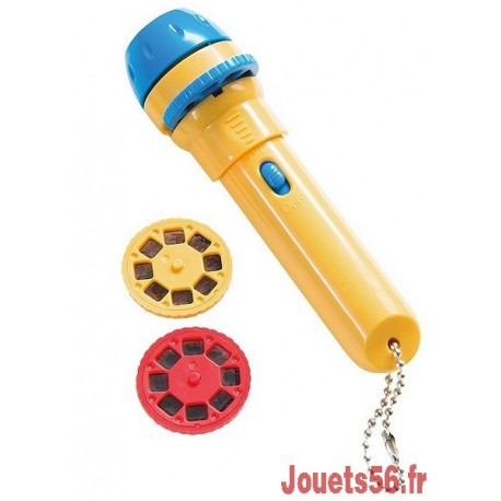 LAMPE A HISTOIRES LES PAPOUM-jouets-sajou-56