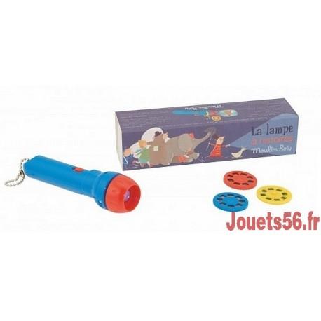 LAMPE A HISTOIRES LES PETITES MERVEILLES-jouets-sajou-56