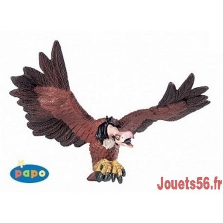 VAUTOUR FIGURINE 8CM-jouets-sajou-56
