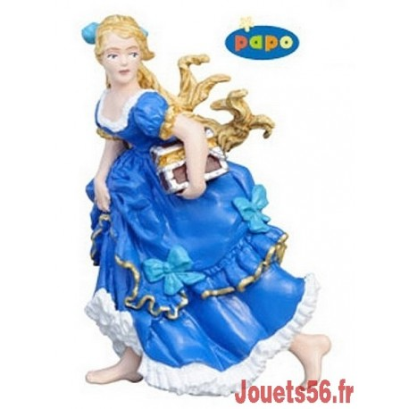 FILLE DU CAPITAINE FIGURINE 9CM-jouets-sajou-56