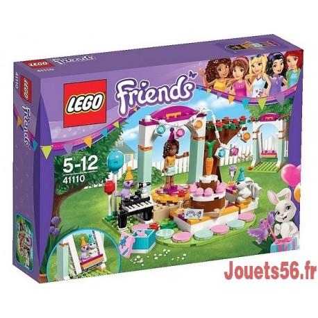 41110 LA FETE SURPRISE DES ANIMAUX FRIENDS-jouets-sajou-56