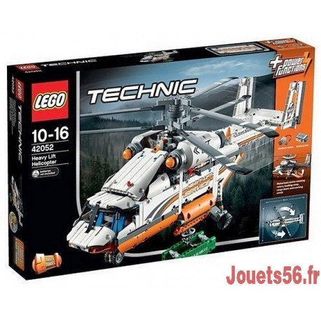 42052 HELICOPTERE DE TRANSPORT TECHNIC-jouets-sajou-56