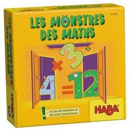 JEU LES MONSTRES DES MATHS