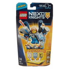 70333 ROBIN L'ULTIME CHEVALIER NEXO KNIGHTS-jouets-sajou-56