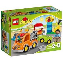 10814 LA DEPANNEUSE DUPLO-jouets-sajou-56