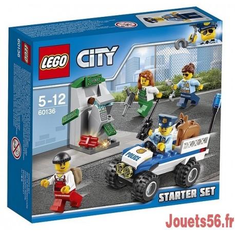 60136 ENS. DEMARRAGE POLICE CITY-jouets-sajou-56