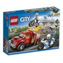 60137 LA POURSUITE DU BRAQUEUR CITY