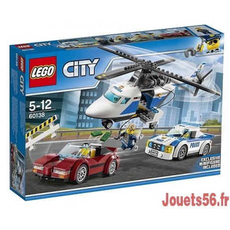 60138 COURSE POURSUITE HELICO CITY -jouets-sajou-56