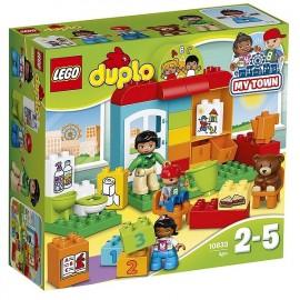 10833 LE JARDIN D'ENFANTS DUPLO-jouets-sajou-56
