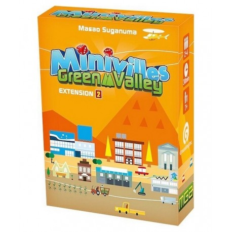 GREEN VALLEY EXT.2 MINIVILLES-jouets-sajou-56