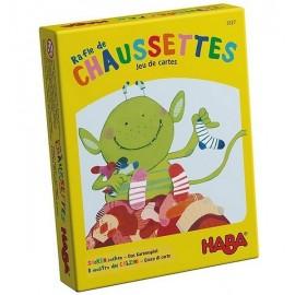 RAFLE DE CHAUSSETTES JEU DE CARTES-jouets-sajou-56