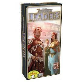 7 WONDERS EXTENSION LEADERS