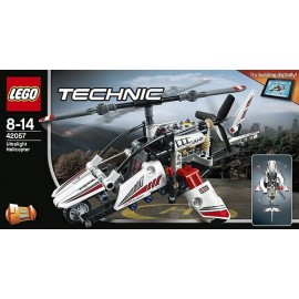42057 HELICOPTERE ULTRA LEGER TECHNIC-jouets-sajou-56