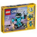 31062 LE ROBOT EXPLORATEUR CREATOR
