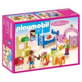 5306 CHAMBRE ENFANTS AVEC LITS SUPERPOSES-jouets-sajou-56